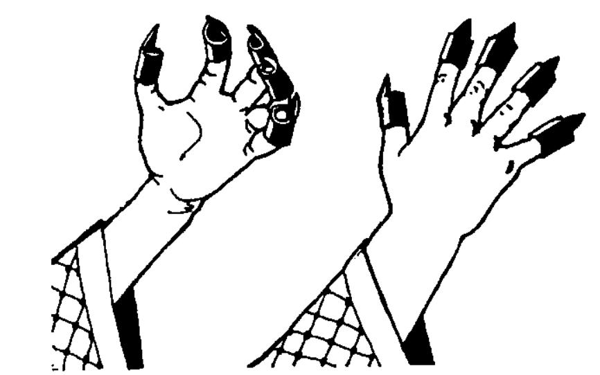 Тэкко — обзор разновидностей и применение японских кастетов