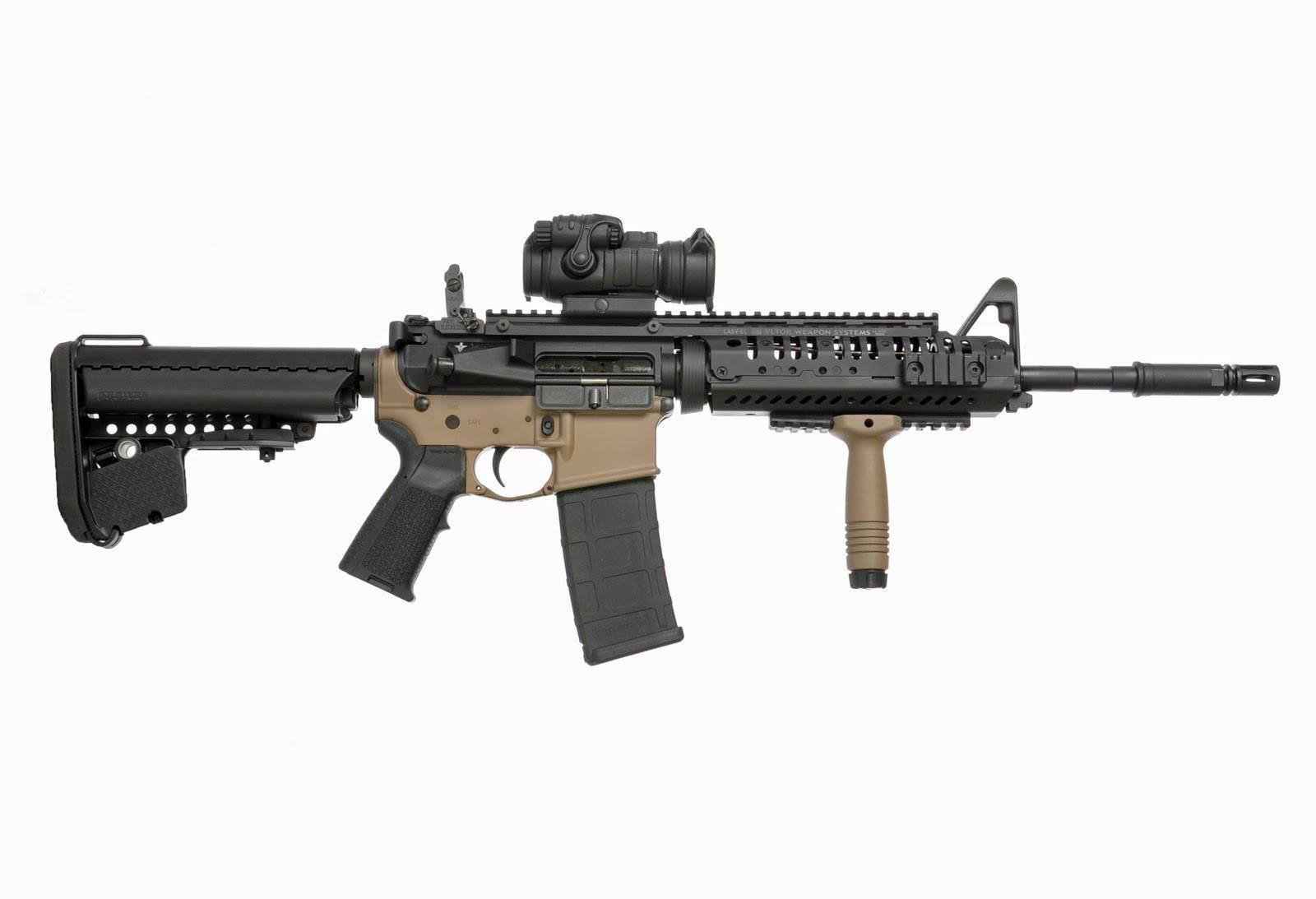 Обзор американской винтовки М4