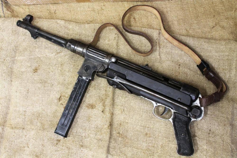 Вячеслав шпаковский. пистолет-пулемёт: вчера, сегодня, завтра. часть 3. mas 38 против мр-35 и мав 38а