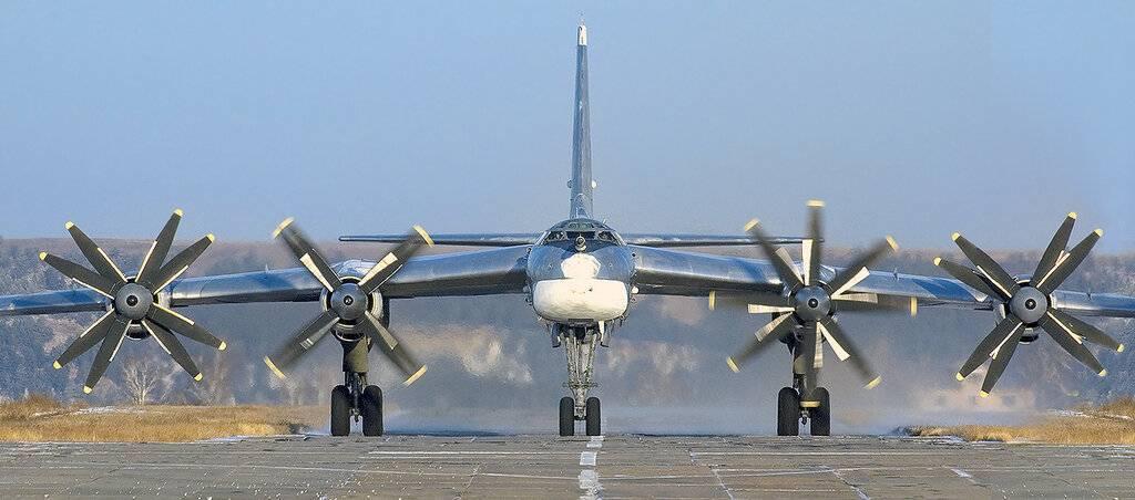 Туполев ту-95. фото и видео. характеристики и история.