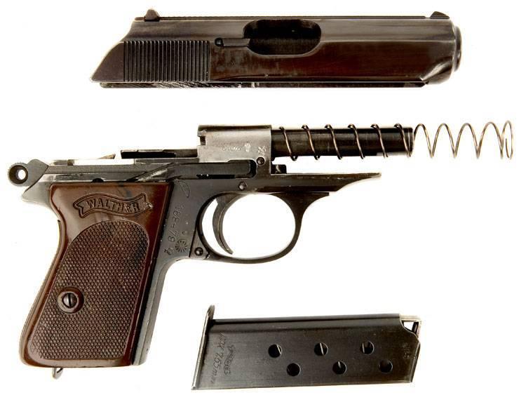 Образец для подражания – пистолеты вальтер. вальтер: модификации и характеристики пистолета