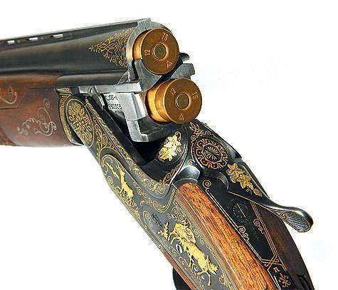 Самое дорогое ружье в мире стоит более 36 миллионов рублей!