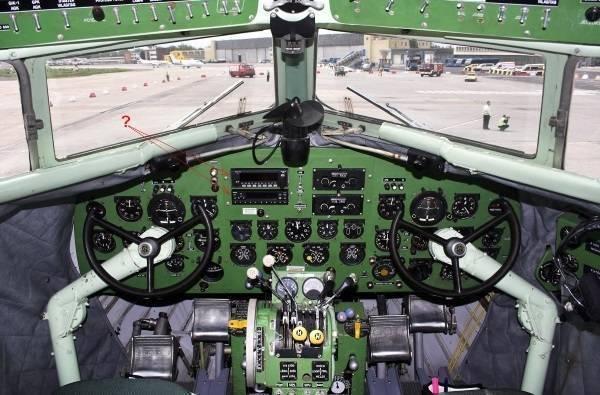 Самолёт Ил-12 – послевоенный «воздушный автобус»