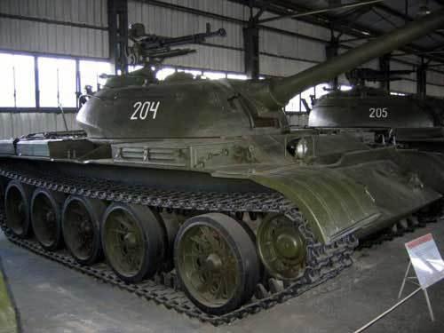 Полные характеристики танка «т-54 первый образец», ссср, средний танк, уровеньviii, премиум