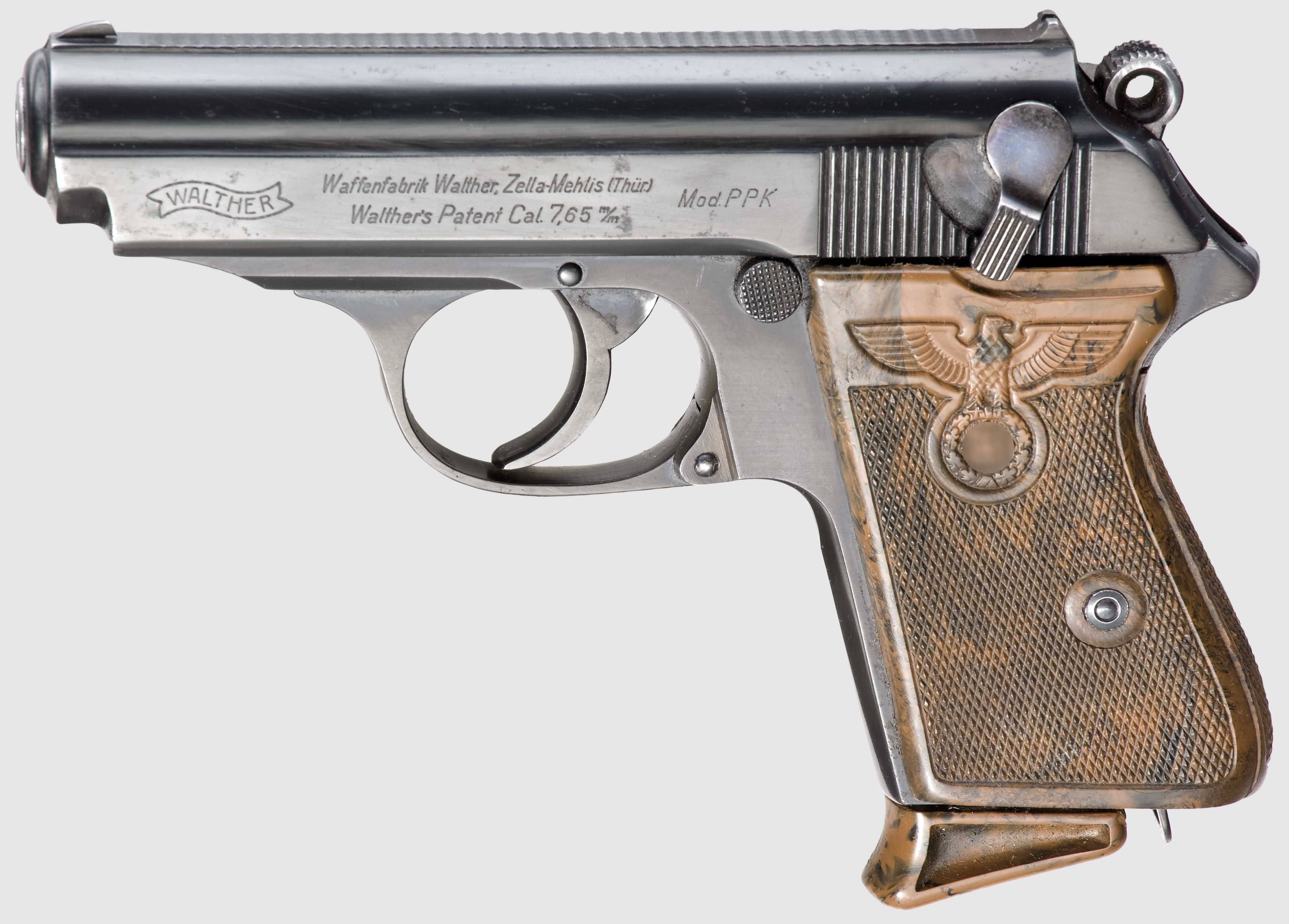 Немецкий пистолет вальтер: основные характеристики и обзор модификаций. - презентация