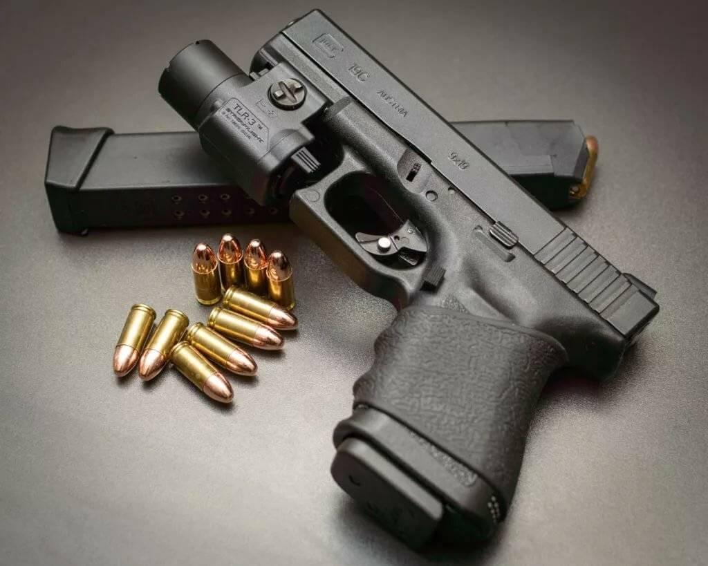 Пистолет glock 26