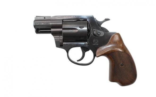 Травматические револьверы серии Гроза
