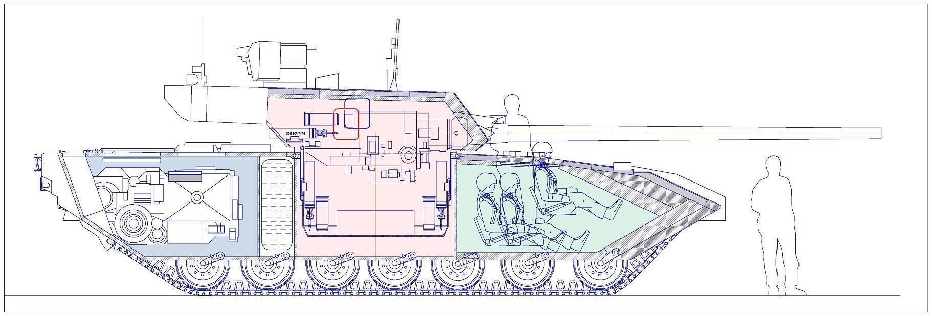«армата» пошла в серию: минобороны рф заказало больше сотни танков т-14 - газета труд