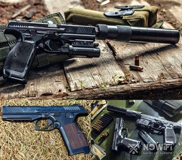 Пистолет Лебедева: история, особенности конструкции, характеристики