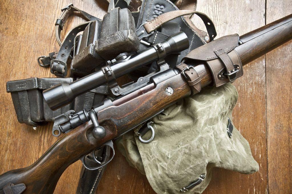 Винтовка «mauser 98» (германия) | армии и солдаты. военная энциклопедия