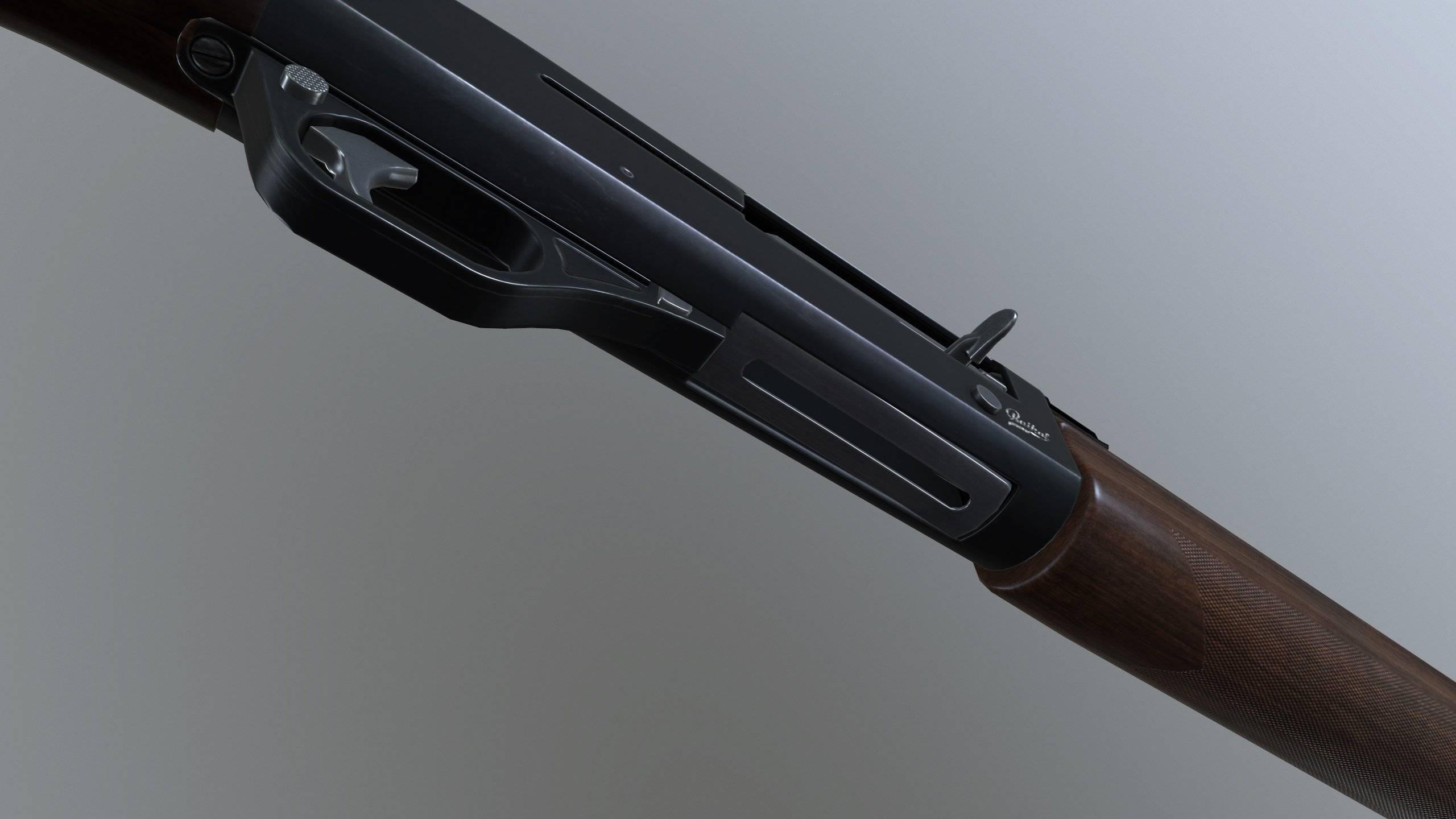 Гладкоствольное ружье МР-153