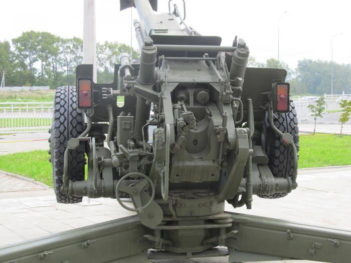 152-мм гаубица 2а61 ²