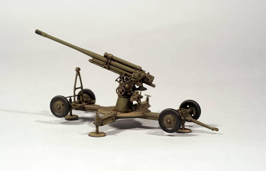 85-мм зенитная пушка образца 1939 года (52-к) — википедия