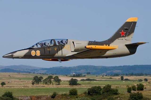 Aero l-39 albatros - aero l-39 albatros - qwe.wiki