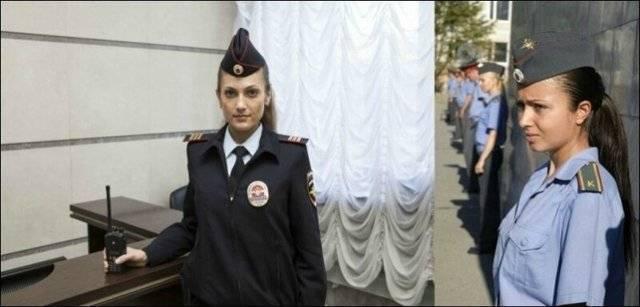 Звания в полиции россии