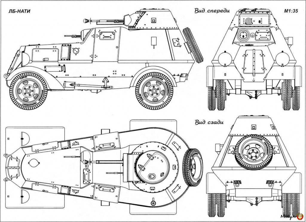 Бронеавтомобиль ба-10 двигатель, вес, размеры, вооружение