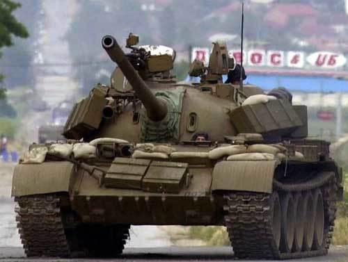 Т-70 танк: технические характеристики, фото, боевое применение