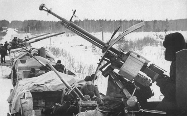 Пулемет дегтярева-шпагина образца 1938 г. (дшк) | армии и солдаты. военная энциклопедия