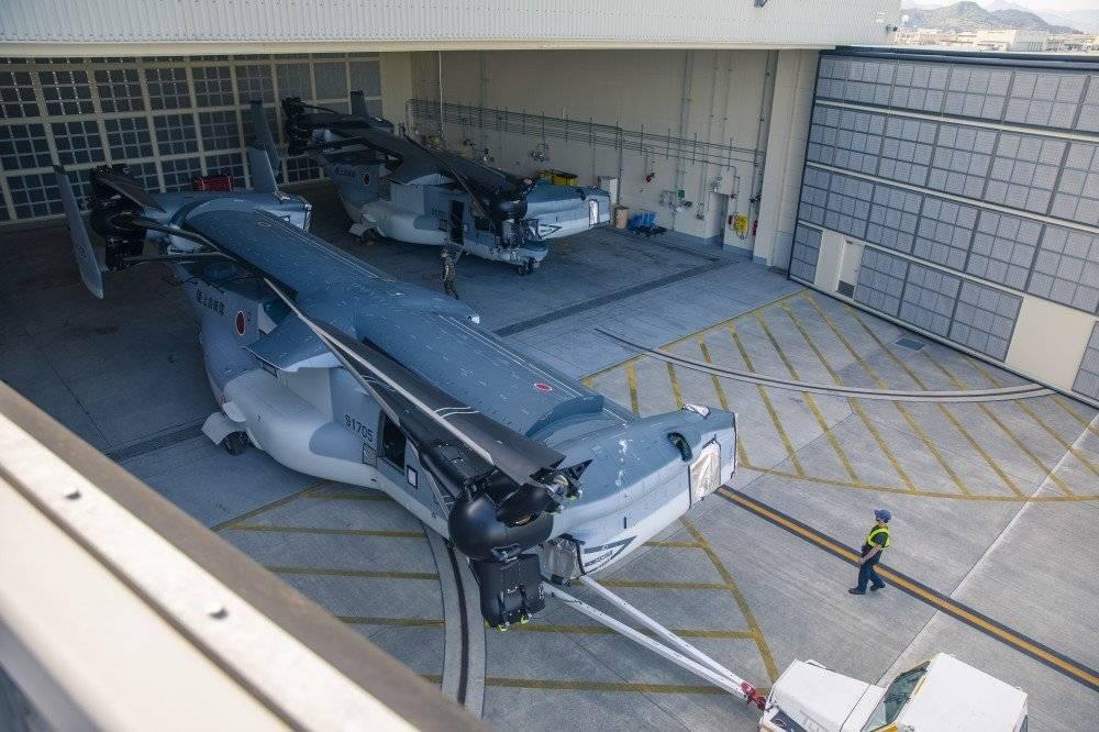 Конвертоплан Bell V-22 Osprey – прорыв к будущему или тупиковая ветка