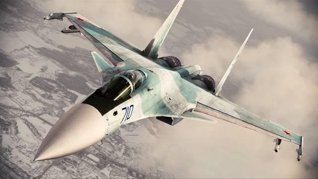 Авиация:истребители:су-37    [свободная энциклопедия мирового вооружения]