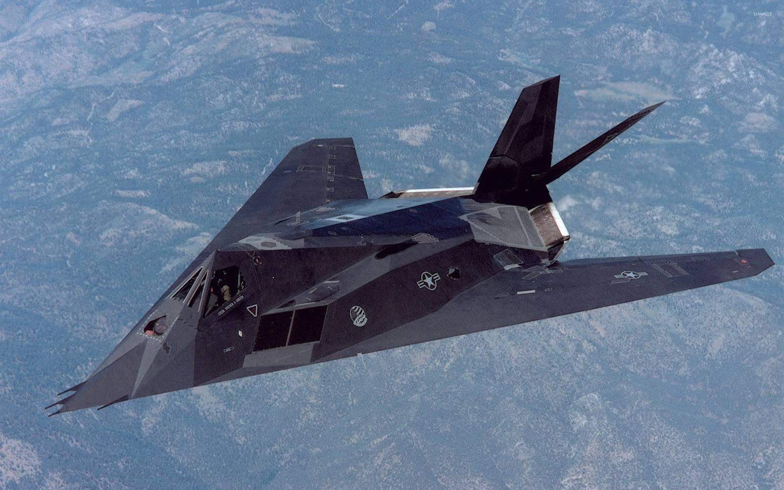 Lockheed f-117 nighthawk — википедия переиздание // wiki 2