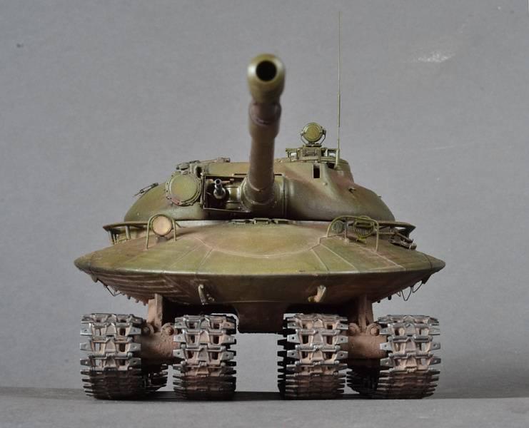 Советский танк «луноход» или объект 279 (7 фото)