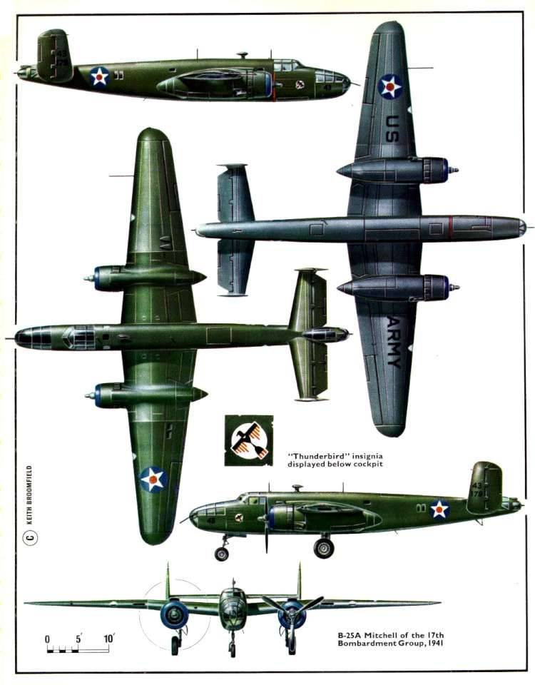 North american b-25 mitchell — википедия с видео // wiki 2