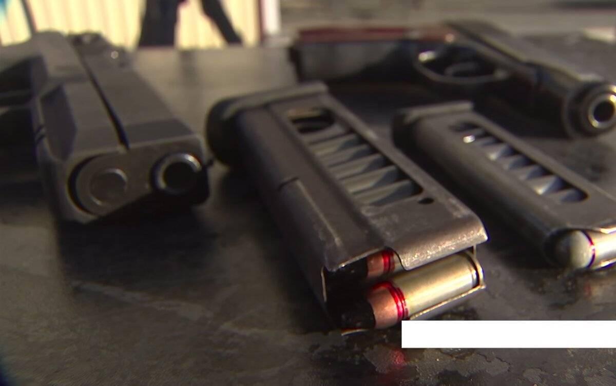 Пистолет «удав»: есть ли будущее уновинки цнииточмаш?