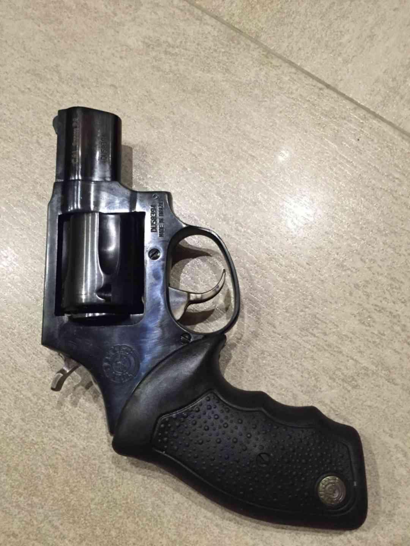 Травматический револьвер taurus lom-13 | о р у ж и е