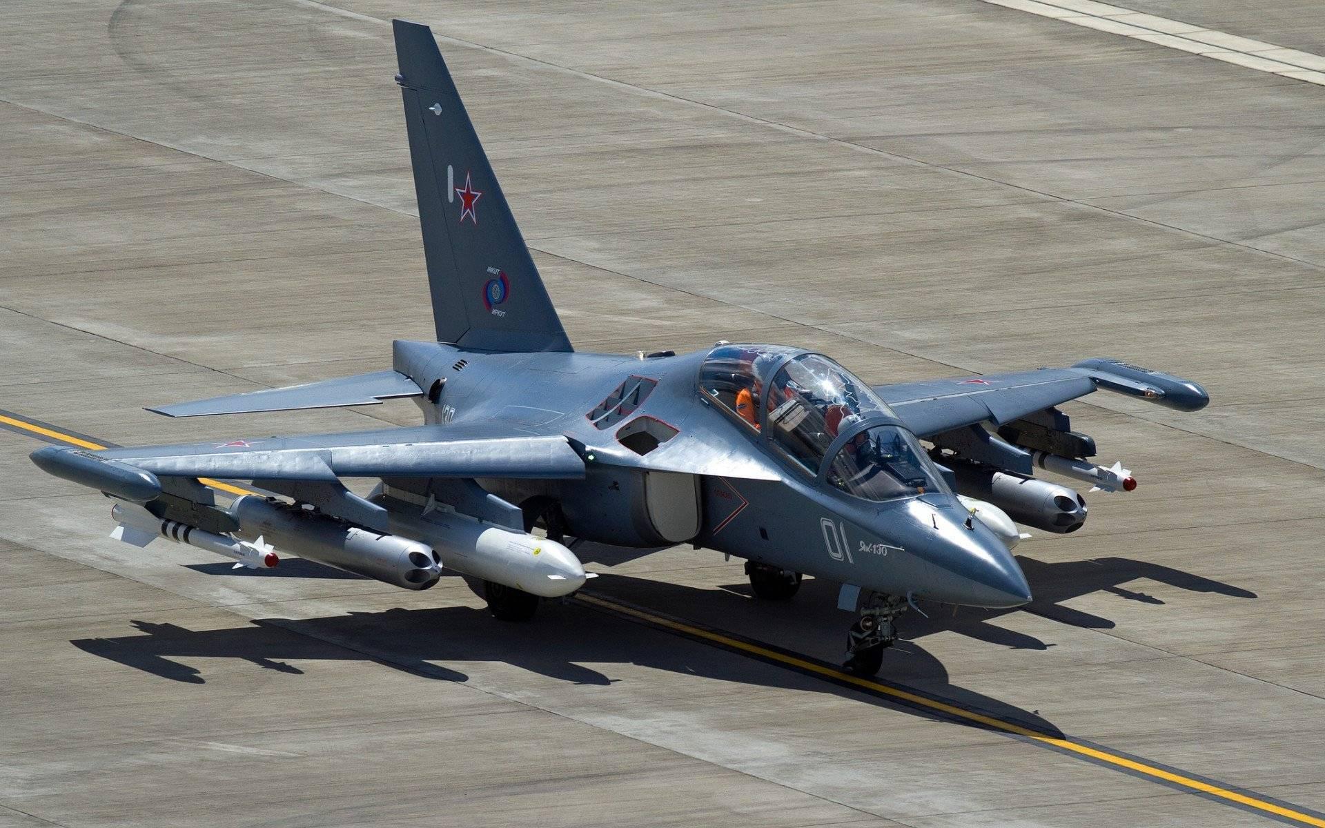 Як-130, учебно-боевой самолет | иркипедия - портал иркутской области: знания и новости