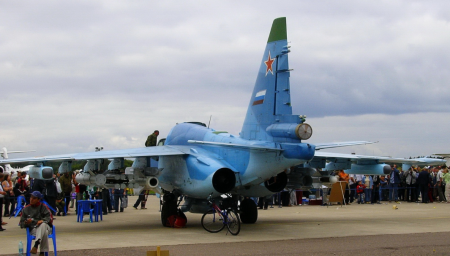 Самолет су-39. фото. история. характеристики.