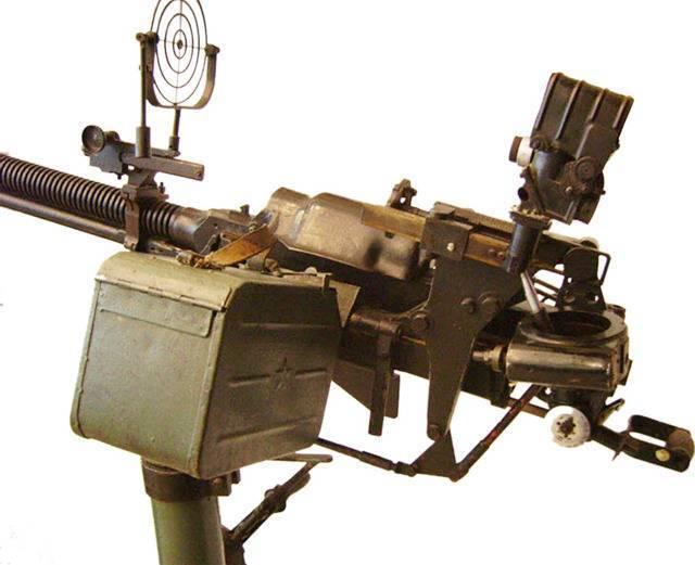 Крупнокалиберный пулемёт «утёс»