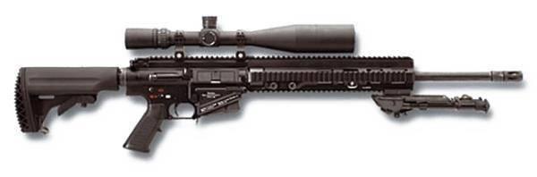 Штурмовая винтовка heckler & koch 33
