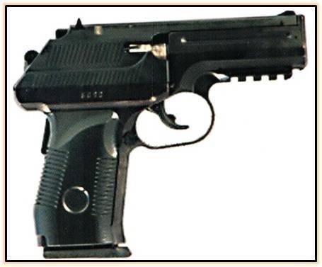 Псс (пистолет) — википедия переиздание // wiki 2