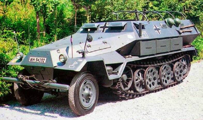 Sd kfz 251 — википедия с видео // wiki 2