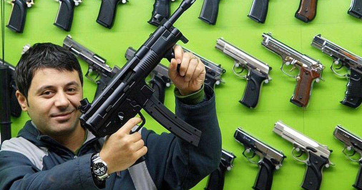 Оружие и спорт в швейцарии «по-настоящему увлечены стрельбой»