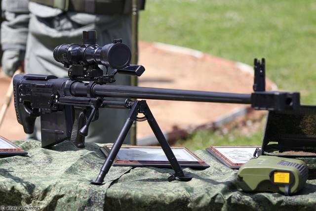 Снайперская винтовка лобаева вики