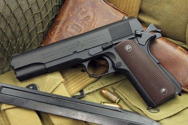 Гражданское оружие Австралии