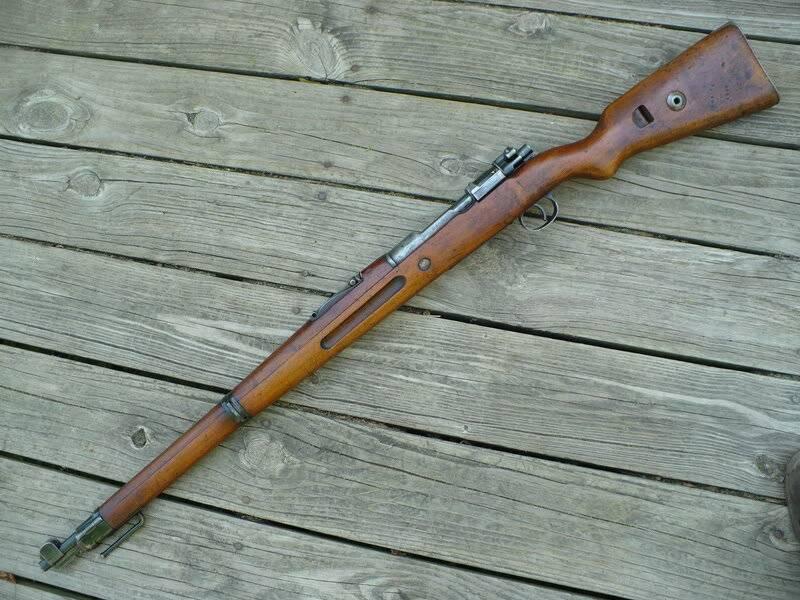 Немецкая винтовка Mauser 98k: история, характеристики, особенности применения во Второй мировой войне