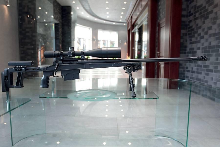 Снайперская винтовка ORSIS SE T-5000