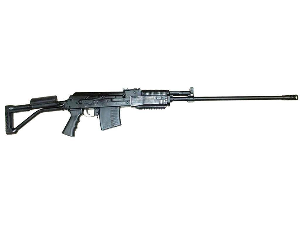 Ружье ВПО-221 калибр 9,6x53 Lancaster
