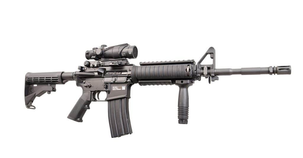 Bmw m4 технические. обзор американской винтовки м4. особенности конструкции винтовки м4
