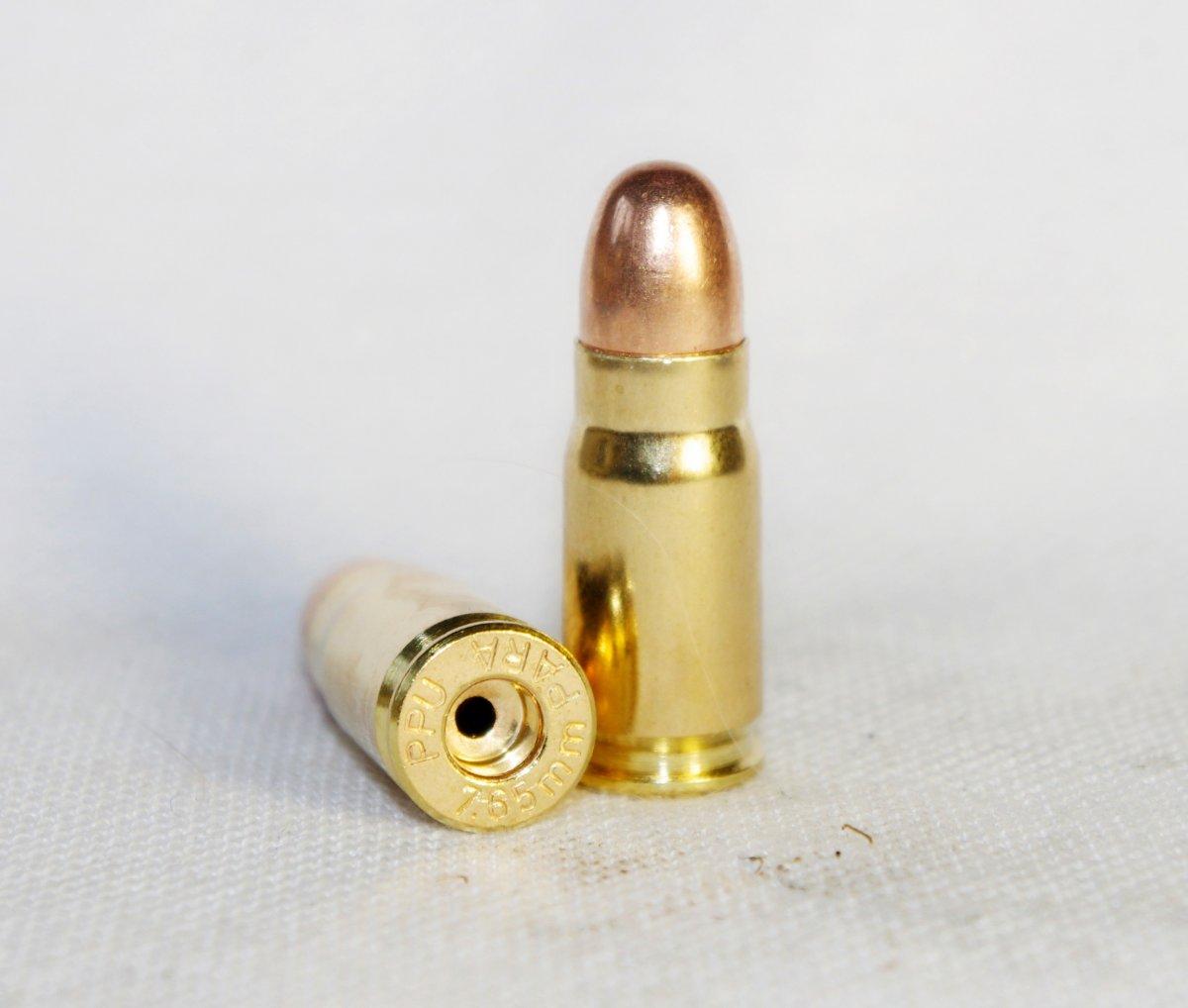 9 × 19 мм парабеллум - 9×19mm parabellum