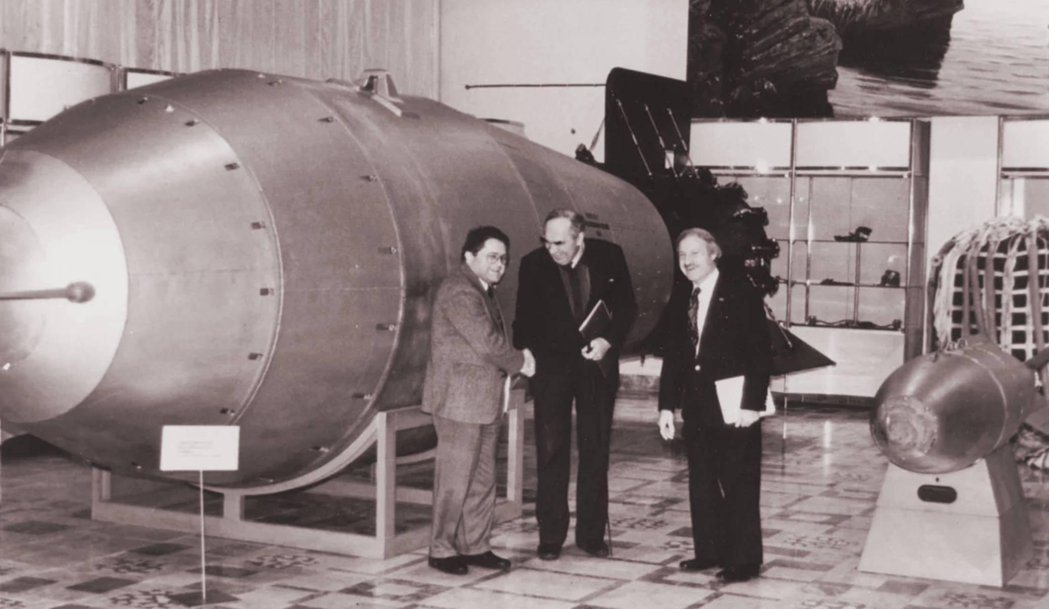Атомное оружие — global wiki. wargaming.net
