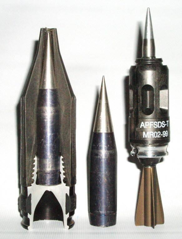 Что такое подкалиберный снаряд? принцип действия подкалиберного снаряда