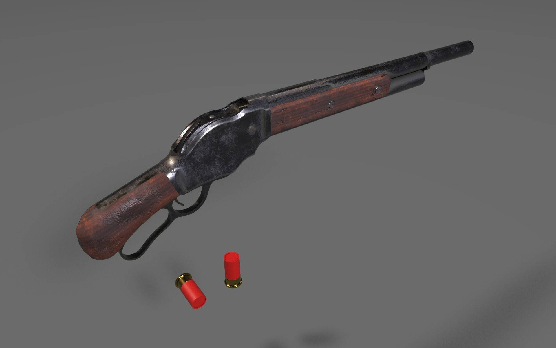 Winchester model 1887/1901 - winchester model 1887/1901