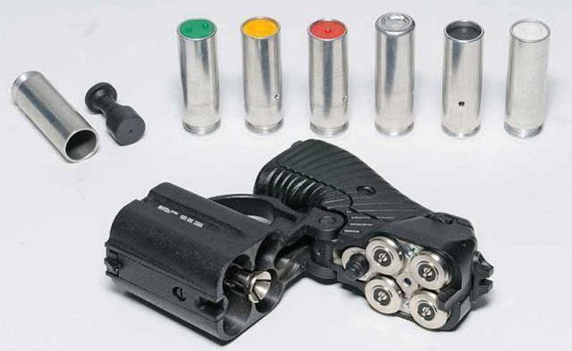 Травматический пистолет Оса Компакт