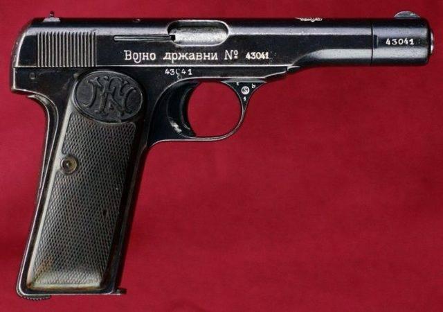 Пистолет браунинг — история оружия | оружие | багира гуру