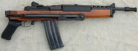 Штурмовая винтовка mauser stg.45