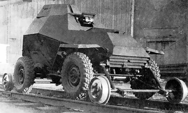 Модификации бронеавтомобиля ба-64